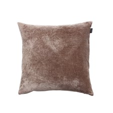 GANT Home Slub Velvet Prydnadskudde 50x50 cm Mole Grey