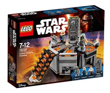Carbon-Freezing Chamber Lego Star Wars 75137