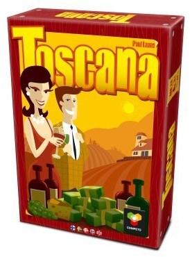 Toscana, Strategiapeli, Competo