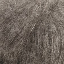 Brushed Alpaca Silk Drops design 25 g grey 03