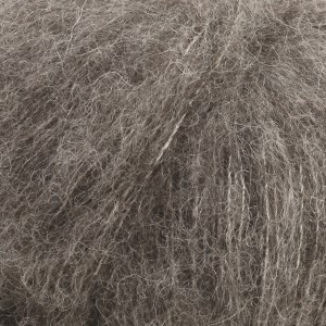 Drops Brushed Alpaca Silk Uni Colour Garn 25 g grå 03