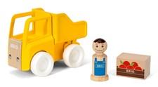Lastbil med lastare, Brio