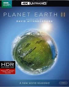 Planet Earth II - 4K Ultra HD Blu-ray + Blu-ray