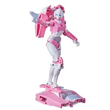 Deluxe Arcee War For Cybertron Transformers Hasbro