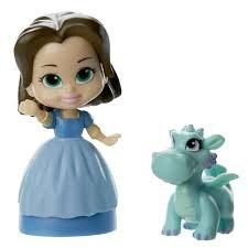 Jade och Crackle  10 cm  Disney Sofia den första - dockor & tillbehör