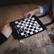 Sjakk og Dam Reisespill