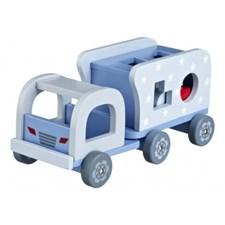 Klosslastebil Turbo, blå, Kids concept