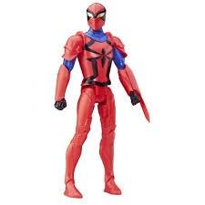 Marvels Spyder Knight, 30 cm, Titan Heroes Series