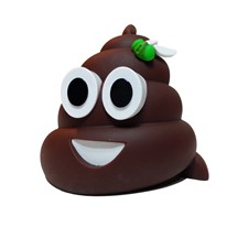 Emoji, Allstarz Figur, Smelvin, 9,5 cm