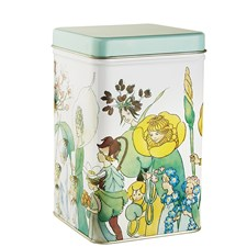 Elsa Beskow Collection Plåtburk med Lock Blomsterparaden