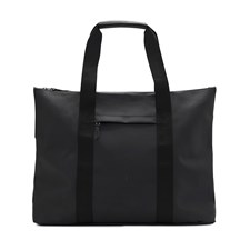 Rains Weekend Tote, Black