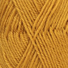 Drops KARISMA UNI COLOUR 52 dark mustard