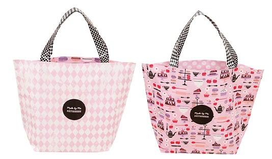 Shopping Bag 41x38x16 cm Rosa