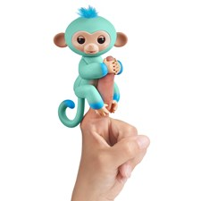 Fingerlings Fingerapa, 2-tone, Eddie, WowWee