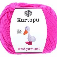 Kartopu Amigurumi 50g Neon Pink K771