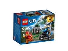 Terrängjakt, LEGO City Police (60170)