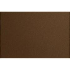 Fransk kartong, 500x650 mm, 160 g, 1 ark, Tobacco