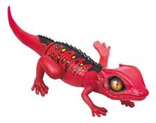 Robot Ödla Leksaksdjur, Röd, RoboAlive