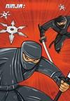 Ninja godispåsar, 8 st