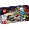 Spider-Man mot Mysterios drönarattack LEGO® Super Heroes (76184)