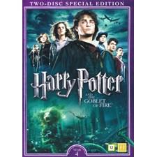 Harry Potter 4: Den Flammande Bägaren + Documentary (2-disc)