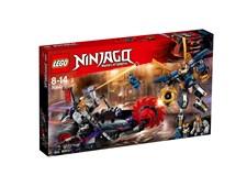 Killow mot SamuraiX, LEGO Ninjago (70642)
