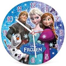 Disney, Frozen klock pussel, 96 bitar