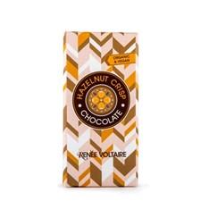 Renée Voltaire Choklad Hazelnut Crisp 100 g