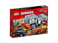Smokey's verksted, LEGO Juniors Cars 3 (10743)