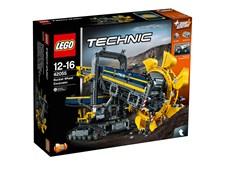Pyörökauhakaivinkone, Lego Technic (42055)