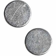 Powermagnet, dia. 10 mm, tykkelse 2 mm, 10stk.