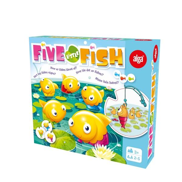 Five Little Fish, Barnespill