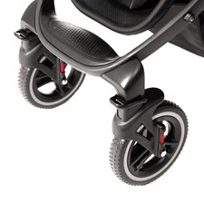 Sittvagn EVO XT, Black/Grey, Graco
