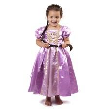 Prinsessekjole, Rapunzel, 3-4 år
