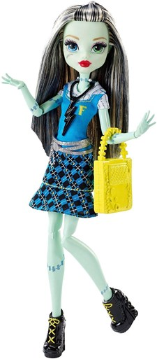 Monster High Signature Nukke Frankie Stein