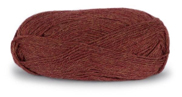 Du store Alpakka Tynn 50 g Rust Melert 139