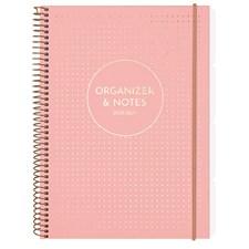 Burde Kalender 20-21 Organizer & Notes