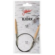 Pyöröpuikot 80cm/3,5mm Björk