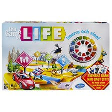 The Game of Life, Hasbro (SE)