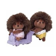 Sylvanian Families Piggsvin-tvillingene