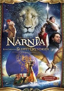 Narnia 3 - Caspian och Skeppet Gryningen