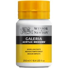 Modelleringslim for akrylfarge Winsor & Newton Galeria 250 ml