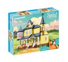 Luckys lyckliga hem, Playmobil Spirit (9475)
