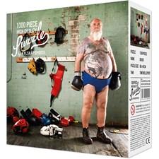 Pussel 1000 bitar, Boxer, Kylskåpspoesi