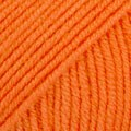 Drops Baby Merino Garn Merinoull 50g Orange (36)