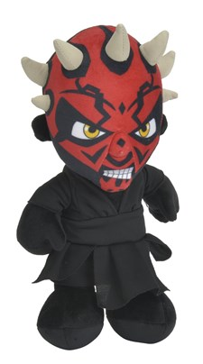 Darth Maul Mjukisdjur 25 cm, Star Wars