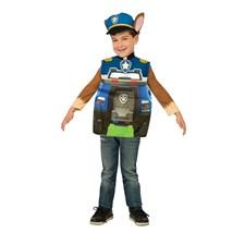Kostyme, Chase Rideon Candy Catcher, Paw Patrol, Str. 92-116, Rubies