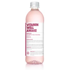 Vitamin Well Awake 50cl