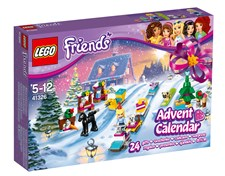 LEGO® Friends Adventtikalenteri (41326)