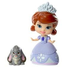 Sofia med vän, 10 cm, Disney Sofia den första